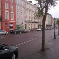 Cobh street view