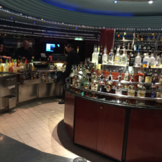 Observation Lounge on Norwegian Spirit