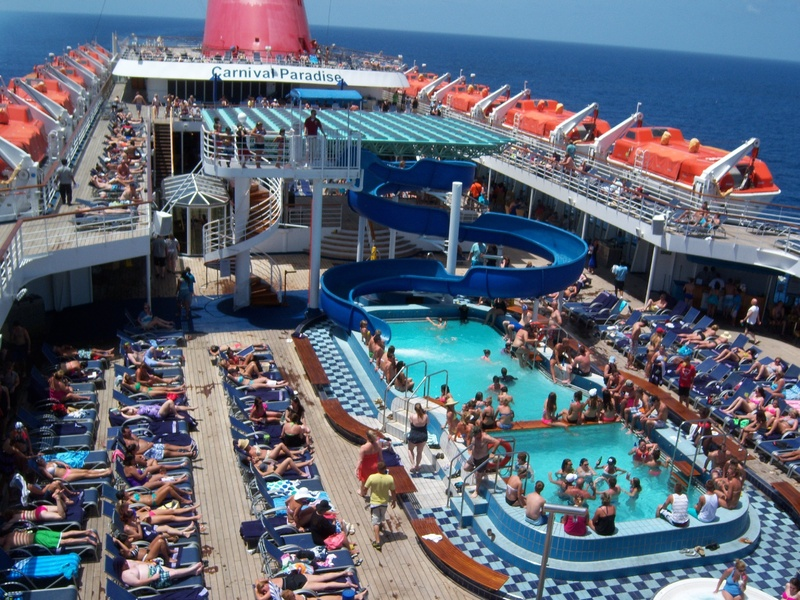 Photo Of Carnival Paradise Cruise On Jun 10, 2013