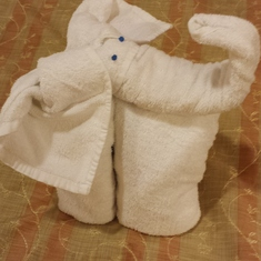 Towel - elephant