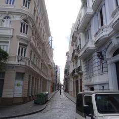 Streets of San Juan.