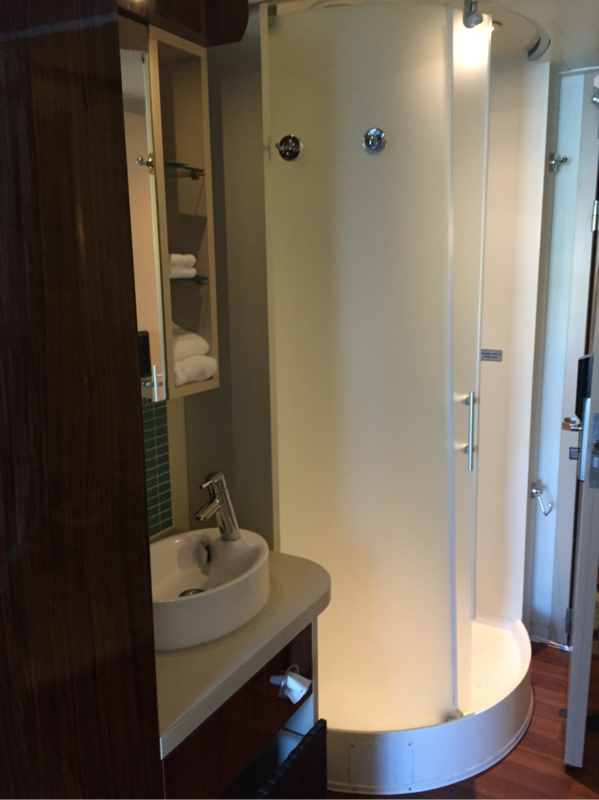 Mid Ship Inside Stateroom Cabin Category Ib Norwegian Epic
