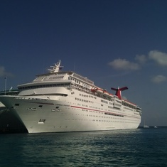 ship from Cozumel