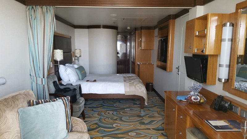 Suite 12516 On Disney Fantasy, Category VA