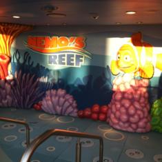 Nemo''s Reef on Disney Dream