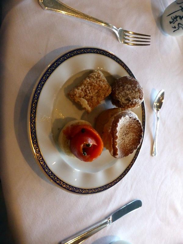 High Tea Pastries - Amsterdam