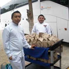 chichen itza excursion caterers