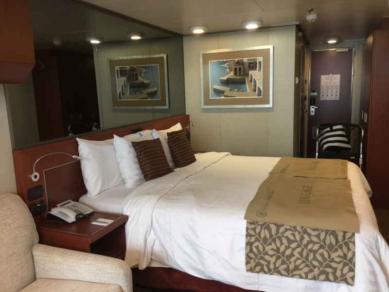 Sleep Number Mattress Reviews >> Verandah Stateroom, Cabin Category VA, Nieuw Amsterdam