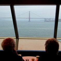 Cruising in to San Francisco