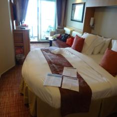 Equinox Classes Reviews >> Balcony Cabin 1554 on Celebrity Equinox, Category K1