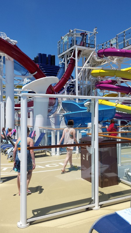 Photo Of Norwegian Breakaway Cruise On Apr 20 2014 Water Park
