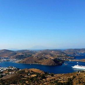 Patmos, apocalypse, Aegean sea