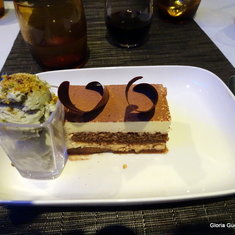 Dessert in the Canaletto - Tiramisu