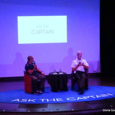 Ask the Captain Session