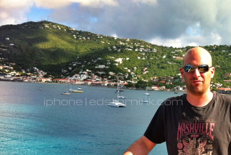 Me; St. Thomas; Long Bay - Carnival Splendor