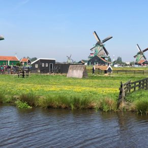 Zaanes Schanse, Holland