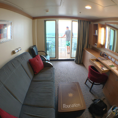 Stateroom 9608 #bucation