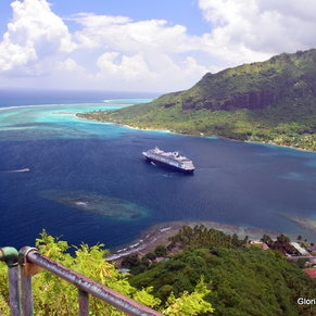 """Photo taken on our """"Moorea in focus: A Photography Expedition.""""  I highly recommend this excursion if you are interested in photography or nature."""