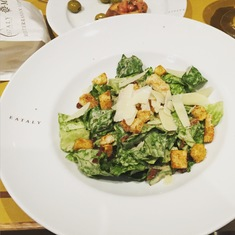 Eataly Steakhouse - Caesar Salad