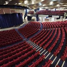 Theater on MSC Splendida