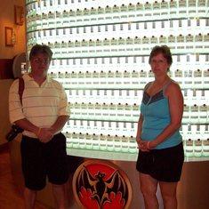 Bacardi Rum tour.