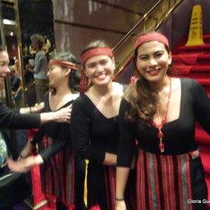 Filipino performers