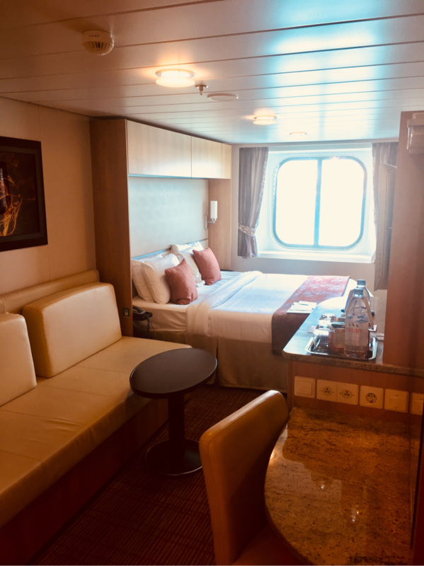 Celebrity cruise line staterooms