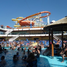 The Lido Deck ...fun, fun, and more fun