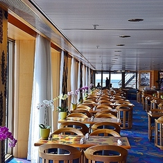 Lido Buffet Restaurant - Deck 8