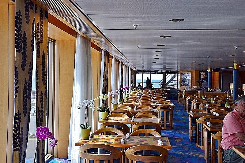 Lido Buffet Restaurant - Deck 8 - Amsterdam