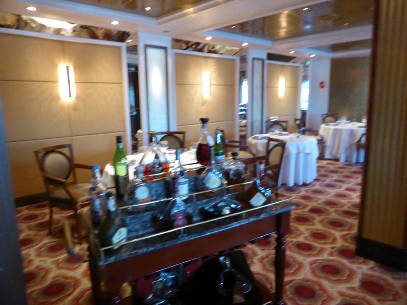Normandie Restaurant - Celebrity Summit