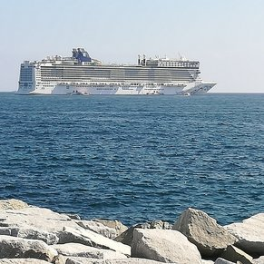 Norwegian Epic in Cannes, France