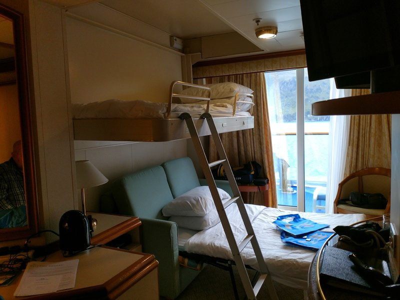Mini Suite Cabin Category Md Star Princess
