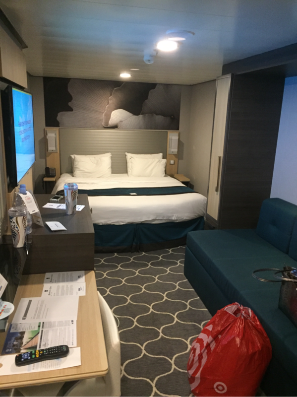 Inside Cabin 9531 On Harmony Of The Seas Category 6q