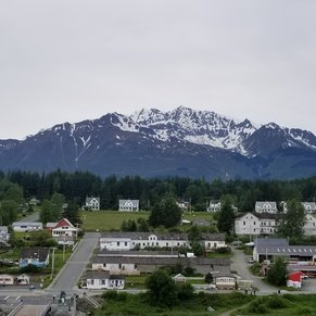 The city of Haines