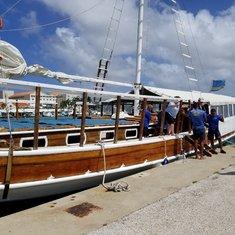 VIP Snorkel excursion through Carnival
