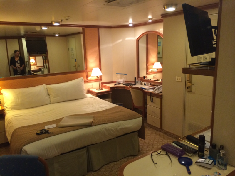 Interior Stateroom Cabin Category Ic Star Princess