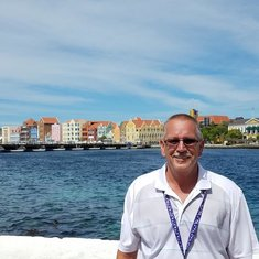Curacao and the floating bridge