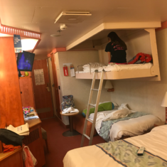 Oceanview Cabin 2263 On Carnival Conquest Category 6b