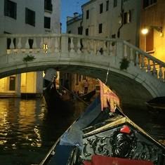 Venice, Italy - Gondola Experience