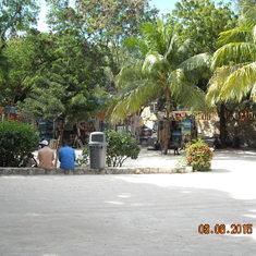 Labadee (Cruiseline Private Island) - Labadee beach, Haiti