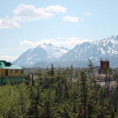 Skagway, Alaska - White Pass Railway
