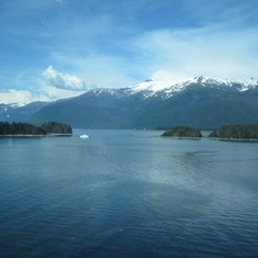 Ketchikan, Alaska - View from the Observation Deck
