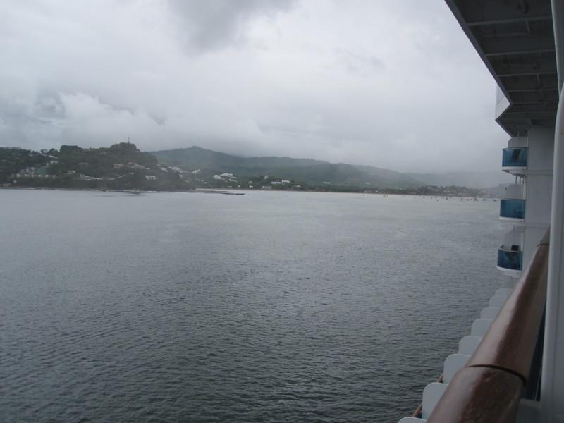 San Juan Del Sur, Nicaragua - san Juan Del Sur from our balcony