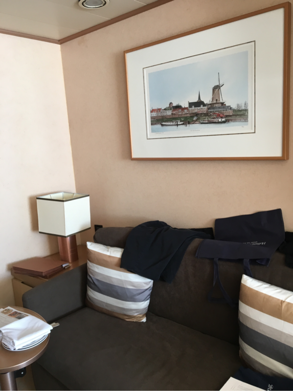 Large Oceanview Stateroom Cabin Category Sd Rotterdam