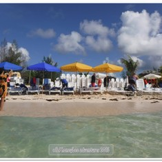 Freeport excursion: Beach Getaway with Open Bar