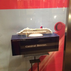 Miami, Florida - Ship model