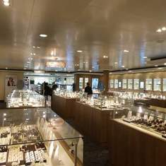 The Marketplace on Norwegian Breakaway