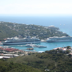 St. Thomas harbour