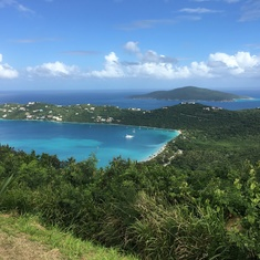 Magen Bay St Thomas